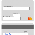 Daily UI - 002 - Checkout form mockup